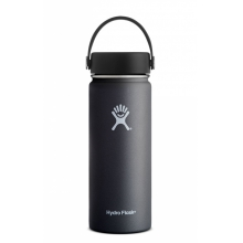 18 oz Wide Mouth W/Flex Cap by Hydro Flask