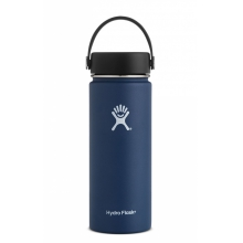 18 oz Wide Mouth W/Flex Cap by Hydro Flask in Old Saybrook Ct