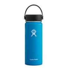 18 oz Wide Mouth W/Flex Cap by Hydro Flask in Daphne Al
