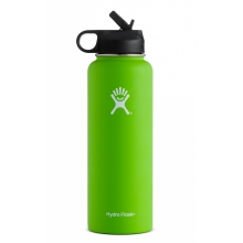 40 oz Wide Mouth w/ Straw by Hydro Flask