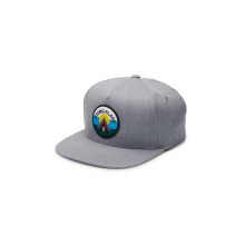 Snap Tab Patch Mountain Hat