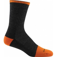 Men's Steely Micro Crew Cushion with Full Cushion Toe  by Darn Tough in Arcata Ca