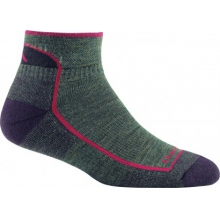 Women's Hiker 1/4 Sock Cushion by Darn Tough in Missoula Mt