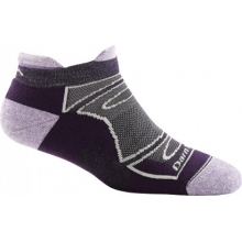 Women's Merino Wool No-Show Ultra-Light Cushion by Darn Tough