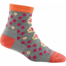 Women's Flower Power Shorty Light by Darn Tough in Durango Co