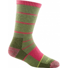 Women's Summit Stripe Boot Sock Full Cushion by Darn Tough in Prescott Az
