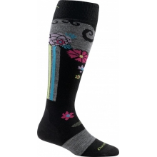 Women's Flowers Over-the-Calf Light by Darn Tough