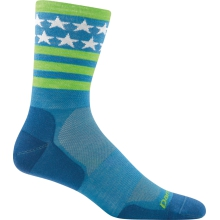 Men's Stars/Sripes Micro Crew Ultra-Light by Darn Tough in Plymouth Ma