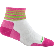 Women's Stripe 1/4 Ultra-Light by Darn Tough