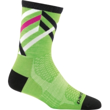 Women's Graphic Stripe Micro Crew Ultra-Light