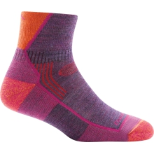 Women's Hiker 1/4 Sock Cushion by Darn Tough in Old Saybrook Ct