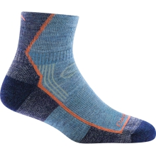 Women's Hiker 1/4 Sock Cushion by Darn Tough in Golden Co
