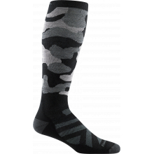 Men's Camo OTC Midweight with Cushion w/ Graduated Light Compression by Darn Tough