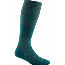 Women's Sea to Sky OTC Lightweight with Cushion by Darn Tough in Golden CO