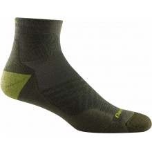 Men's Run 1/4 Ultra-Lightweight with Cushion by Darn Tough