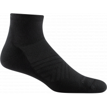 Men's Run Coolmax 1/4 Ultra-Lightweight with Cushion by Darn Tough