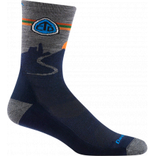 Men's CDT Micro Crew Lightweight with Cushion by Darn Tough in Alamosa CO