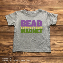 Bead Magnet Kids by Dirty Coast