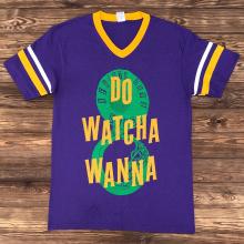 Men's Do Watcha Wanna Jersey by Dirty Coast