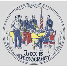 Men's Jazz Is Democracy by Dirty Coast