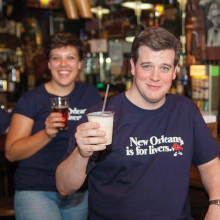 Men's New Orleans is for Livers by Dirty Coast