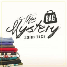 Men's The Mystery Bag by Dirty Coast
