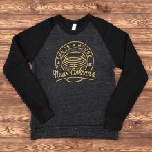 Men's There Is A House In New Orleans Sweatshirt by Dirty Coast in Chelan WA