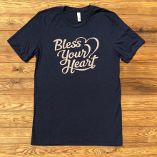 Women's Bless Your Heart by Dirty Coast