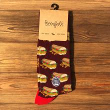 Bonfolk Socks - Po-Boy by Dirty Coast