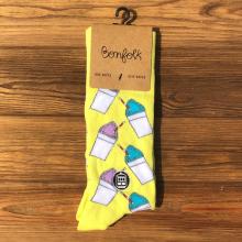 Bonfolk Socks - Snoball