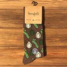 Bonfolk Socks - Trinity