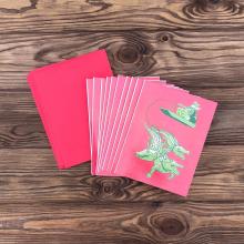 Dirty Coast Happy Holiday Cards by Dirty Coast