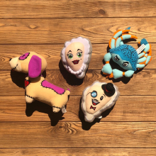 Dog Toys by Puptown