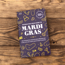 Field Guide To Mardi Gras 2020 by Dirty Coast in Squamish BC