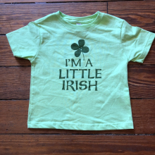 I'm A Little Irish by Dirty Coast in Squamish BC