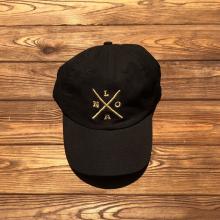 NOLA X Dad Hat by Dirty Coast in Kissimmee FL