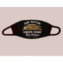 One Nation Under Dome Face Mask by Dirty Coast in Kissimmee FL