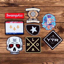 Patches by Dirty Coast