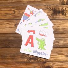The NOLA ABCs Flash Cards by Dirty Coast