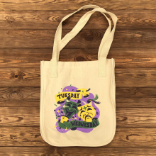 Tuesday / Wednesday Tote by Dirty Coast