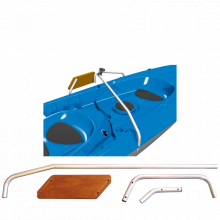 Kayak Motor Support by TAHE