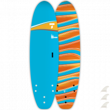 Surf 6'6 Paint Maxi Shortboard by TAHE
