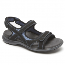 Women's Rev Sandal 3 Strap by Aravon