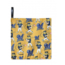 Rally Paper Mascots - Milwaukee Brewers