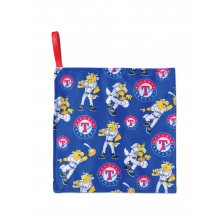 Rally Paper Mascots - Texas Rangers by Baby Paper