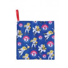 Rally Paper Mascots - Texas Rangers
