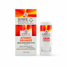 Mineral Neon SPF50 Color Stick - Atomic Orange