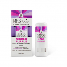 Mineral Neon SPF50 Color Stick - Wicked Purple