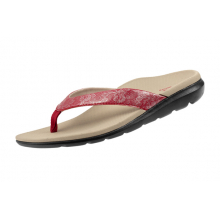 Women's Groove Red/Tan