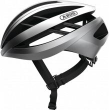 Road Helmets Aventor - Gleam Silver S by Abus